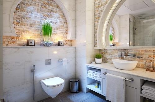 Wyposażenie łazienki Hotelowej
