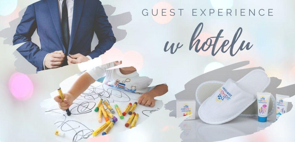 Guest Experience w hotelu
